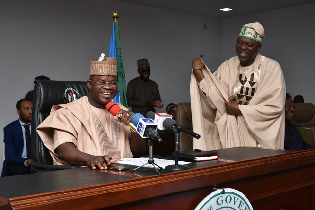 Kogi Speaker Describes Gov Yahaya Bello Victory at the Supreme Court as Historic