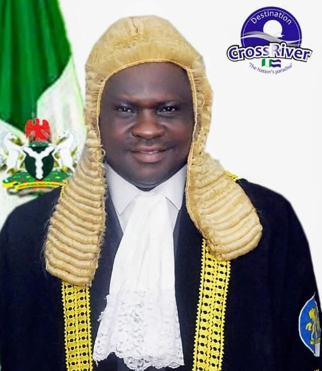 CONGRATULATORY MESSAGE FROM THE HON SPEAKER, CRSHA ON THE OCCASION OF NIGERIA'S 60TH INDEPENDENCE ANNIVERSARY.