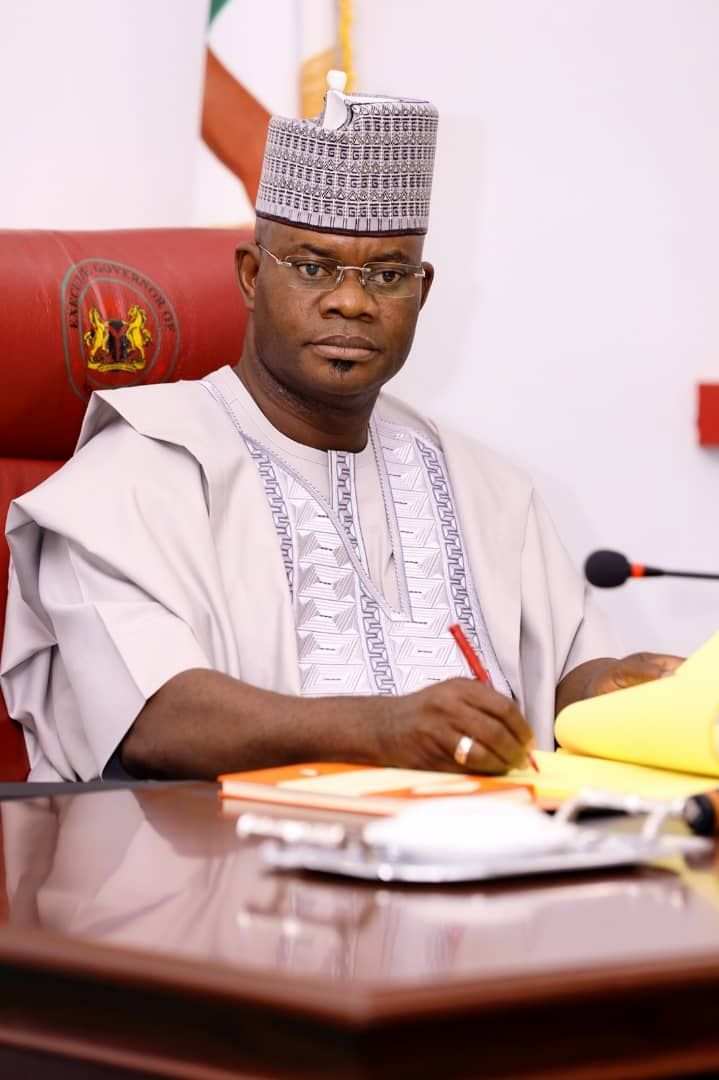 Army General Commends Gov. Yahaya Bello for Brutally Fighting Crime in Nigeria