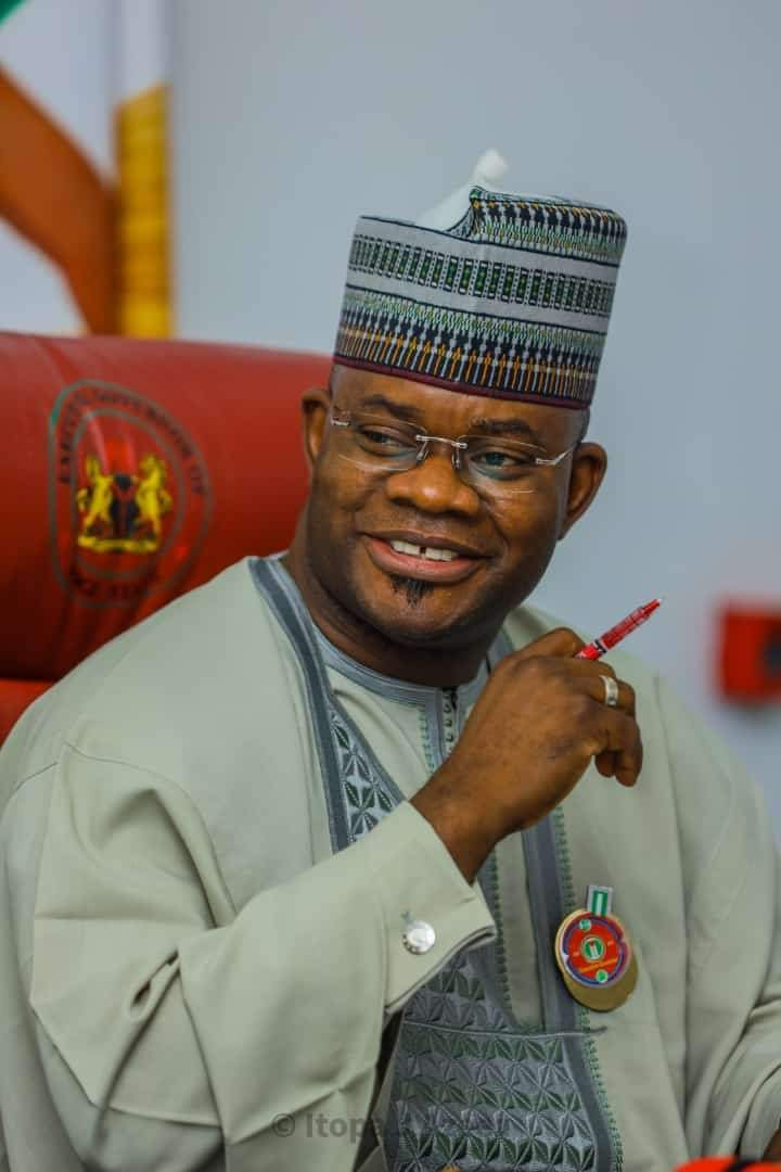 Governor Bello Swears In Five New High Court, Customary Court Judges