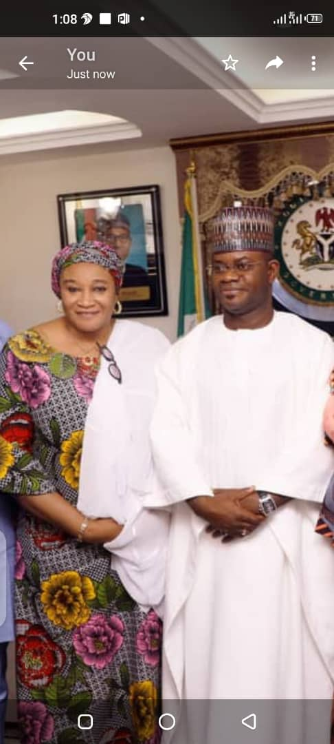 1st year in office: Kogi women commissioner thank Gov. Bello, roll out achievement