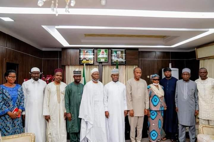 GOV. BELLO RECEIVES NNPC BIOFUEL PROJECT FEASIBILITY STUDY DELEGATION, LAUDS INITIATIVE