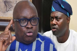 You Have Failed As A Governor – Fayose Blasts Makinde