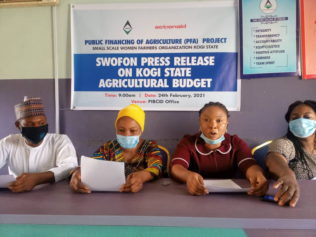Women Farmers Decries Low Budgetary Allocation For Agriculture In Kogi