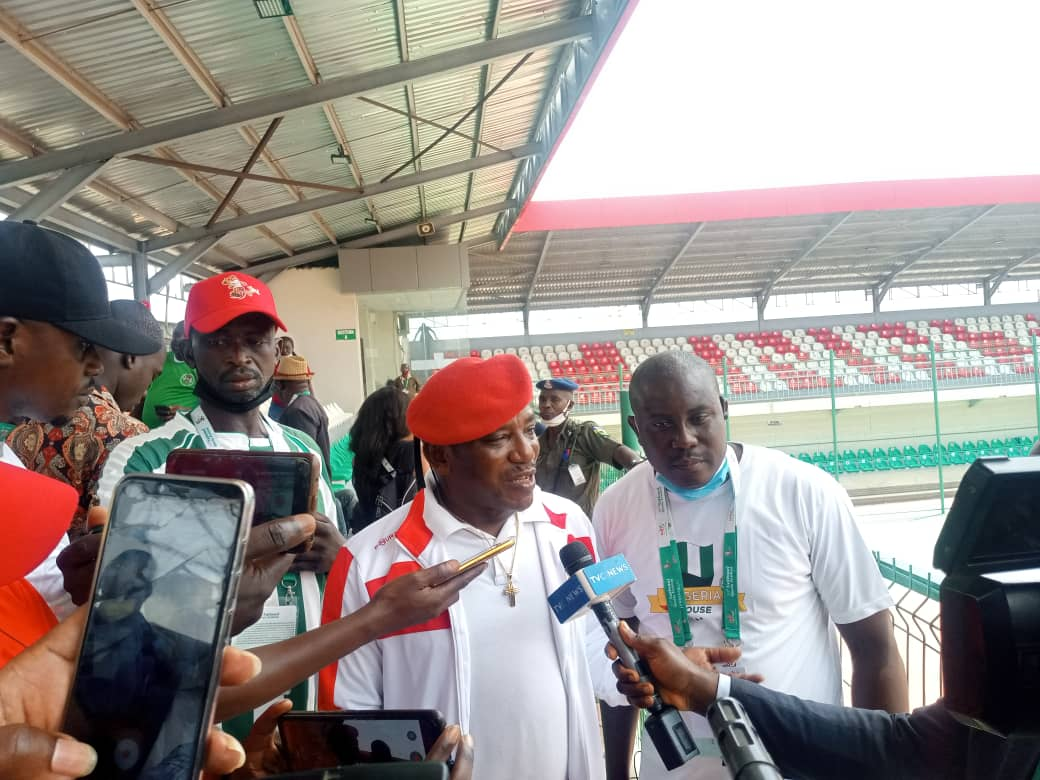 People with Selfish interest wants to divide SWAN- Ex Sports Minister Solomon Dalung
