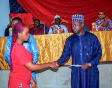OVER ONE HUNDRED AND FIFTY CANDIDATES BENEFITS FROM KABISHA FOUNDATION JAMB REGISTRATION