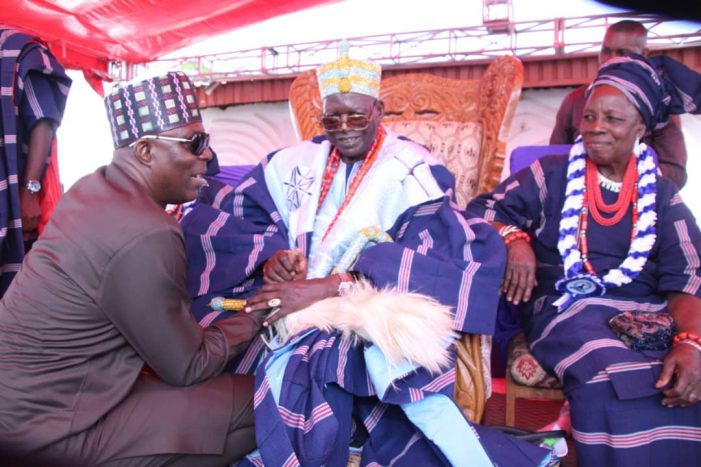 Ogidi Day 2021: Kogi State Government Promises Collaboration With Ogidi Community To Use Culture, Tourism To Boost Economy.