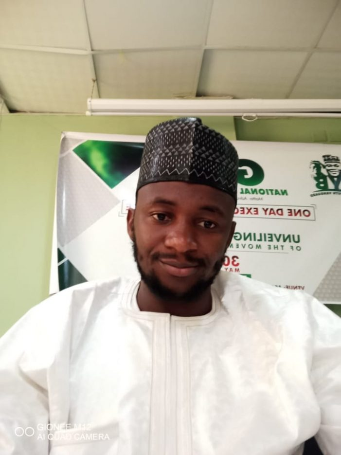 Abdullahi Abdulganiyu Describes HON Jibril Ahmadu S.A on Youth and Student Affairs Is The BEST S.A Ever Appointed