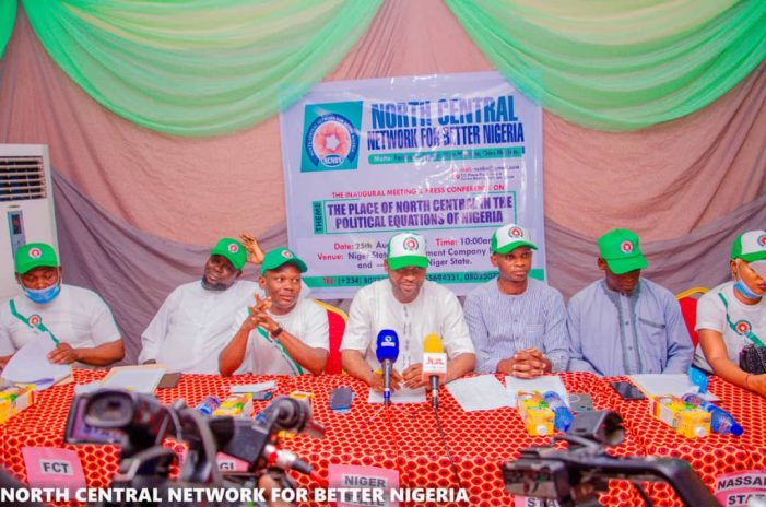 2023 Presidency: North Central Network insists it's turn of Middle Belt.